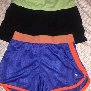 athletic shorts BUNDLE